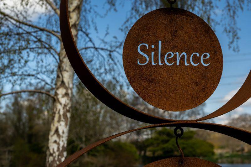 Pomen tišine in umiritve