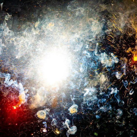 Eksplozija in kvantni skok